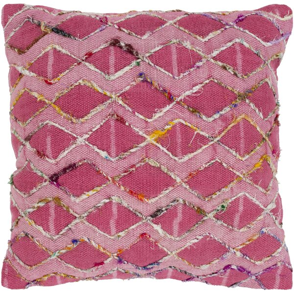 Cooke 100% Cotton Pillow Cover by Union Rustic